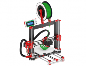 Impresora 3D en KIT BQ HEPHESTOS
