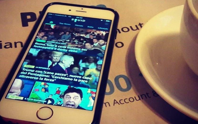 Imagen de la app SQUID App