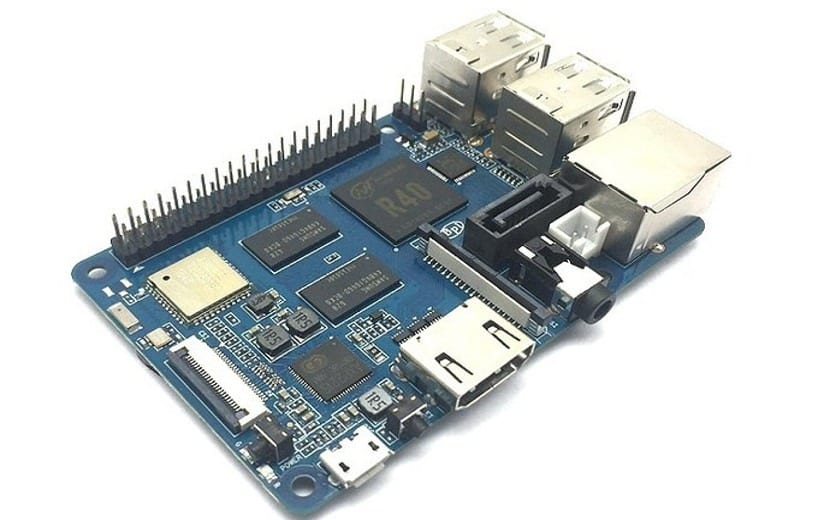 Banana Pi BPI-M2 Berry