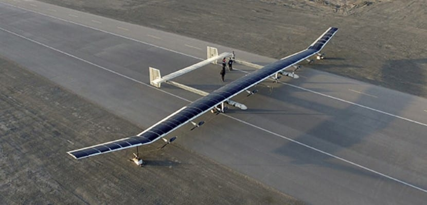 dron solar