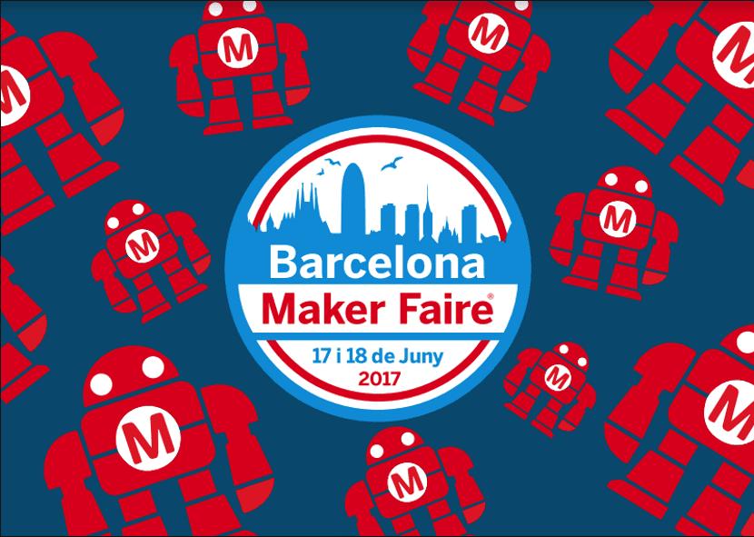 Maker Faire Barcelona 2017