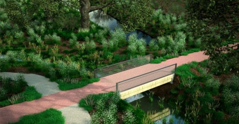 Países Bajos muestra orgullosa su nuevo puente para bicicletas fabricado por impresión 3D
