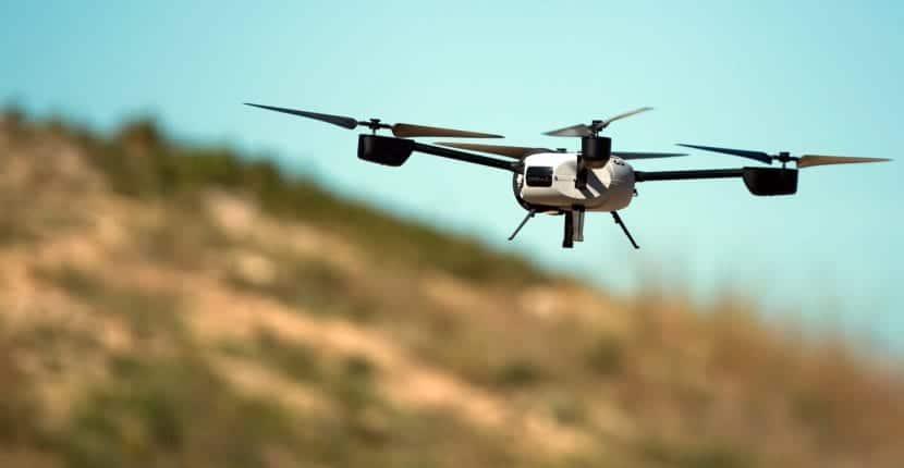 Sonido dron NASA