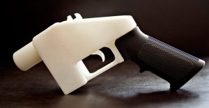 armas impresas en 3D
