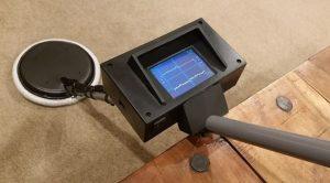 Detector de metales casero