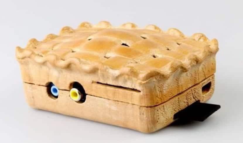 Carcasa de Raspberry Pi