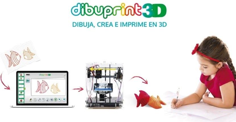 DIBUPRINT 3D