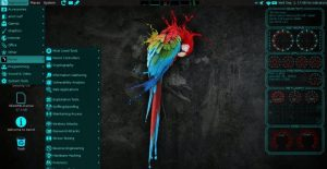 Parrot Security OS 3.8