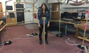 escáner 3D gigante