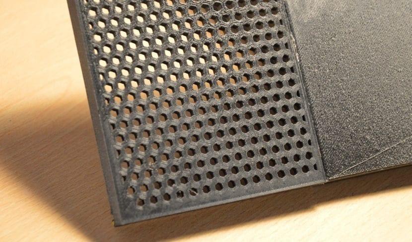 Impresión con PLA CARBON de FFFWORLD