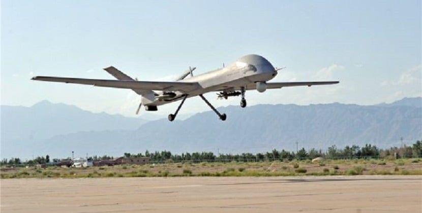 drones de ataque