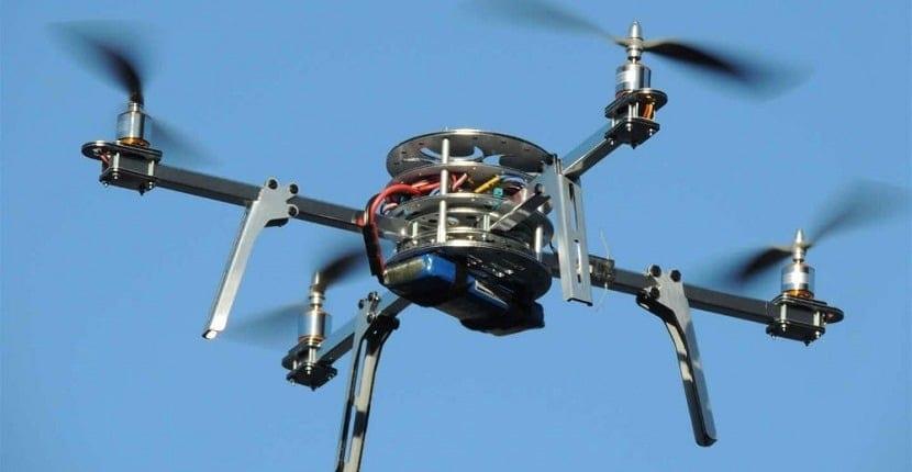 dron Andalucía