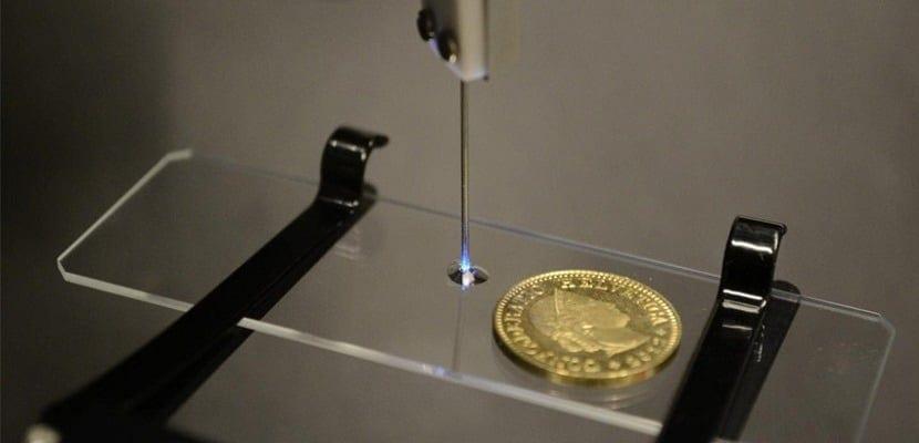 impresión 3D endoscópica
