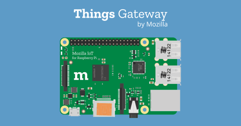 Mozilla Things Gateway