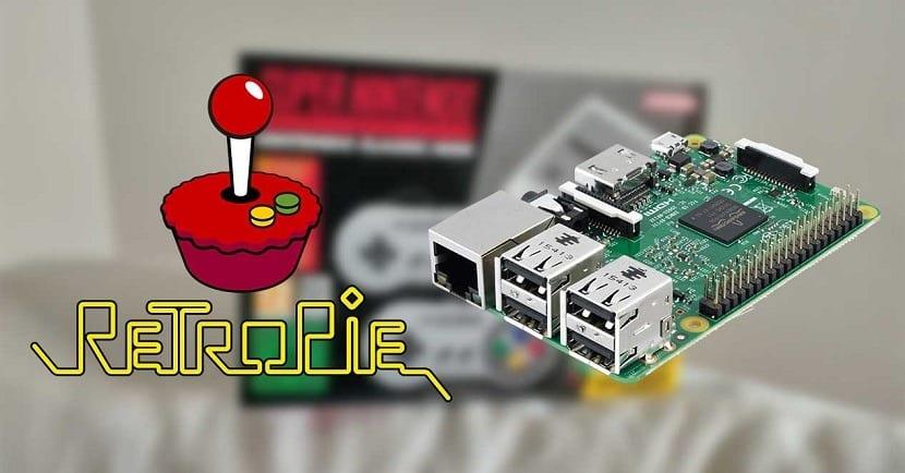 cómo instalar retropie en tu Raspberry Pi