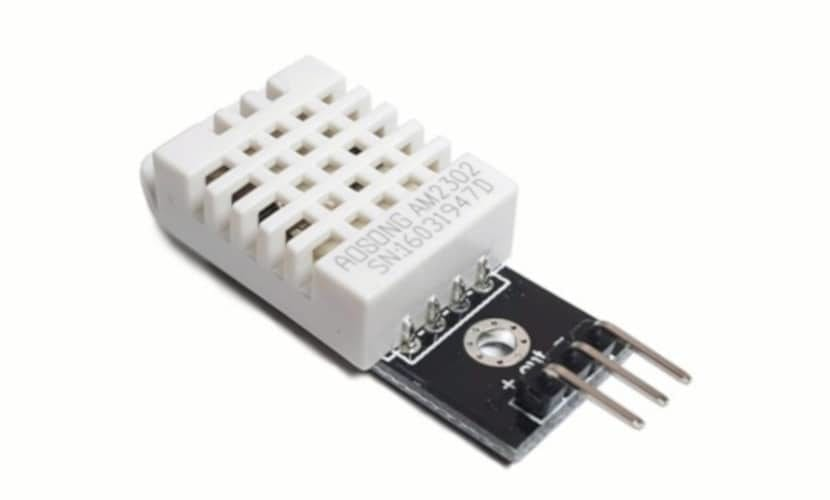 Sensor de temperatura para Arduino
