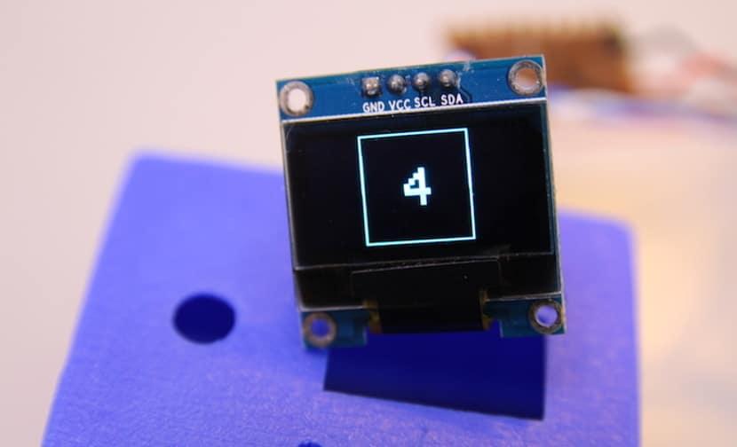 Pantalla Arduino D20 LCD para Arduino