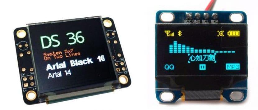 OLED - Electrogeek