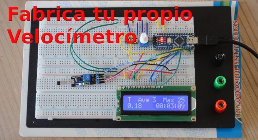 Fabrica tu propio velocímetro
