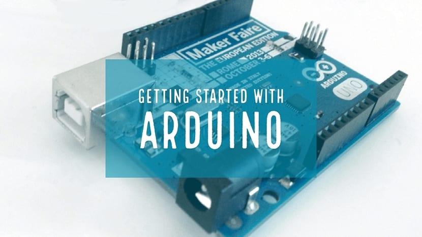 Curso de Arduino Getting Starter