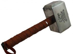 martillo de Thor: réplica