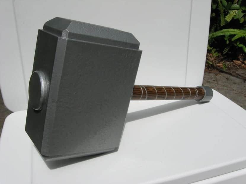 Cómo Hacer Un Martillo De Thor O Mjolnir Hardware Libre