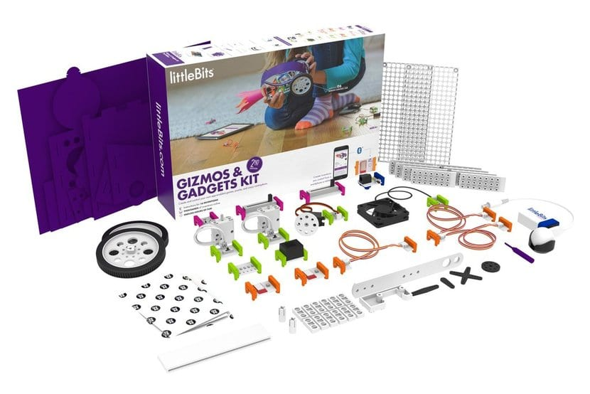 littlebits kit en caja