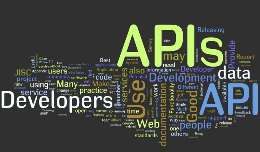 qué es una API