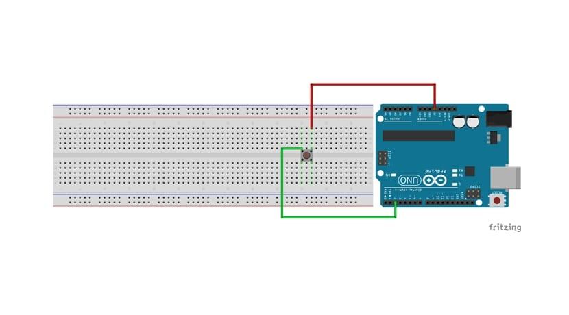 circuito con Arduino