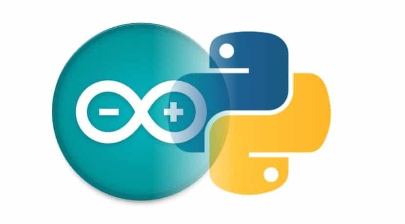 Logo Arduino y Python