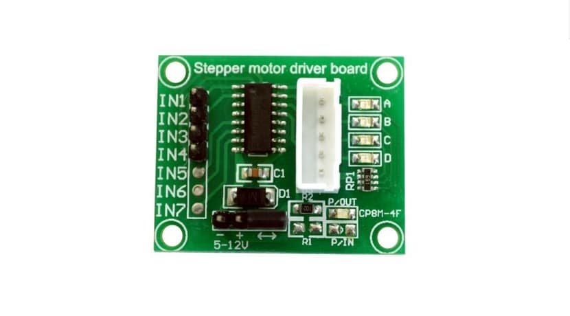 Driver módulo ULN2003