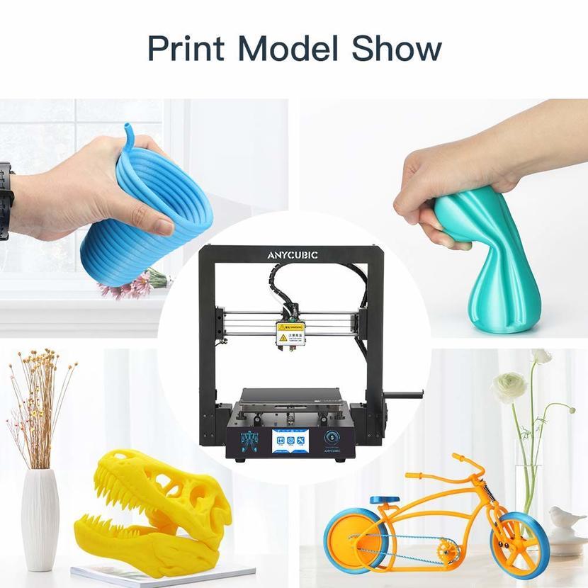 Piezas impresas 3D