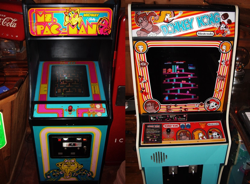 máquina Arcade en recreativos