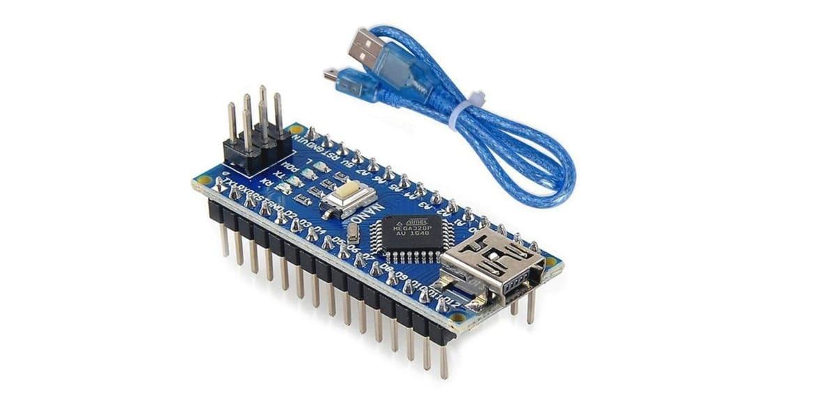 Arduino Nano caracteristicas técnicas