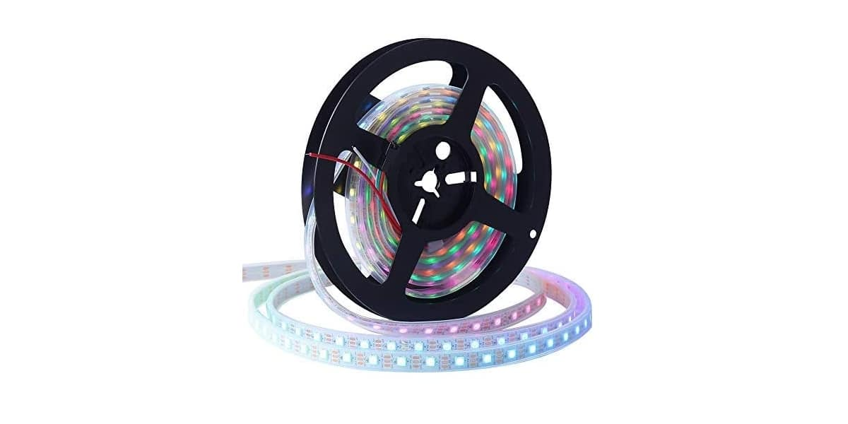 Rollo de tira LED RGB