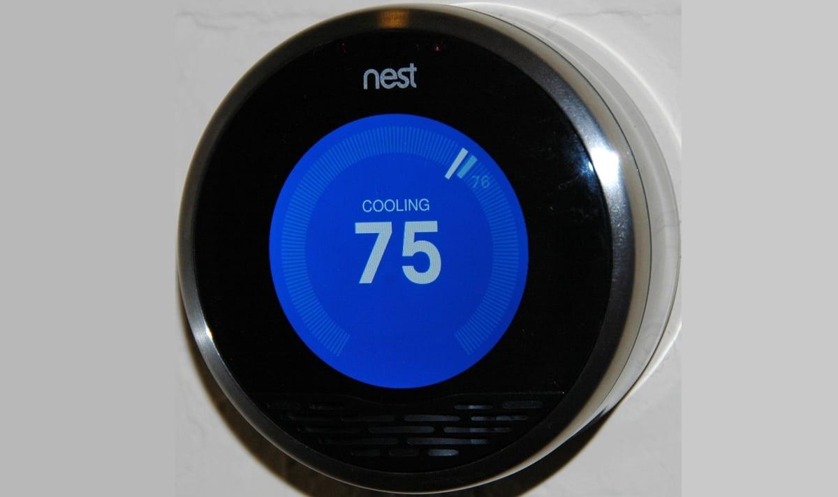 termostato Nest