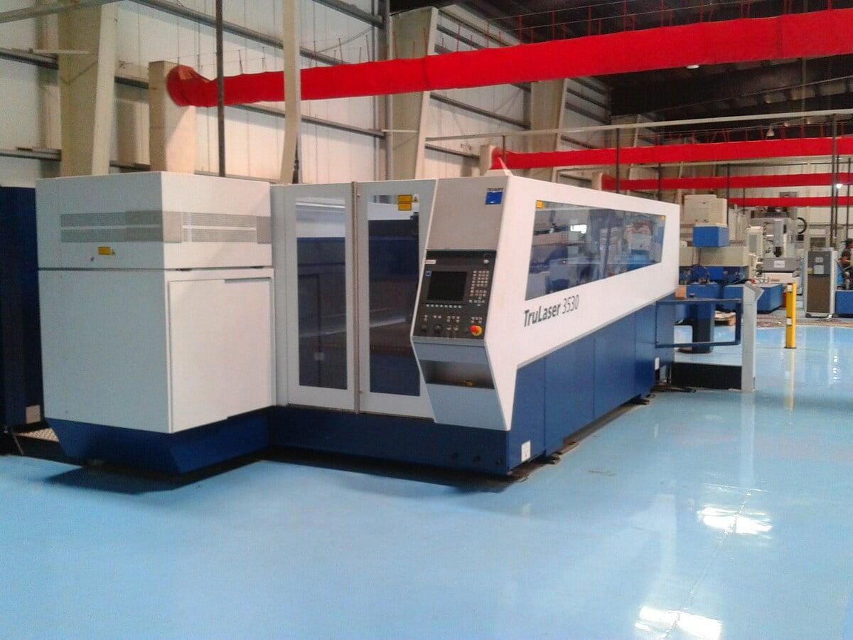 Máquina de CNC