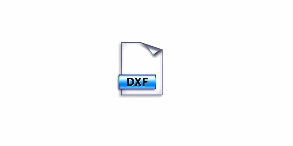 DXF, icono de archivo