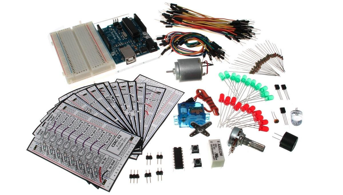 Arduino, kits de inicio