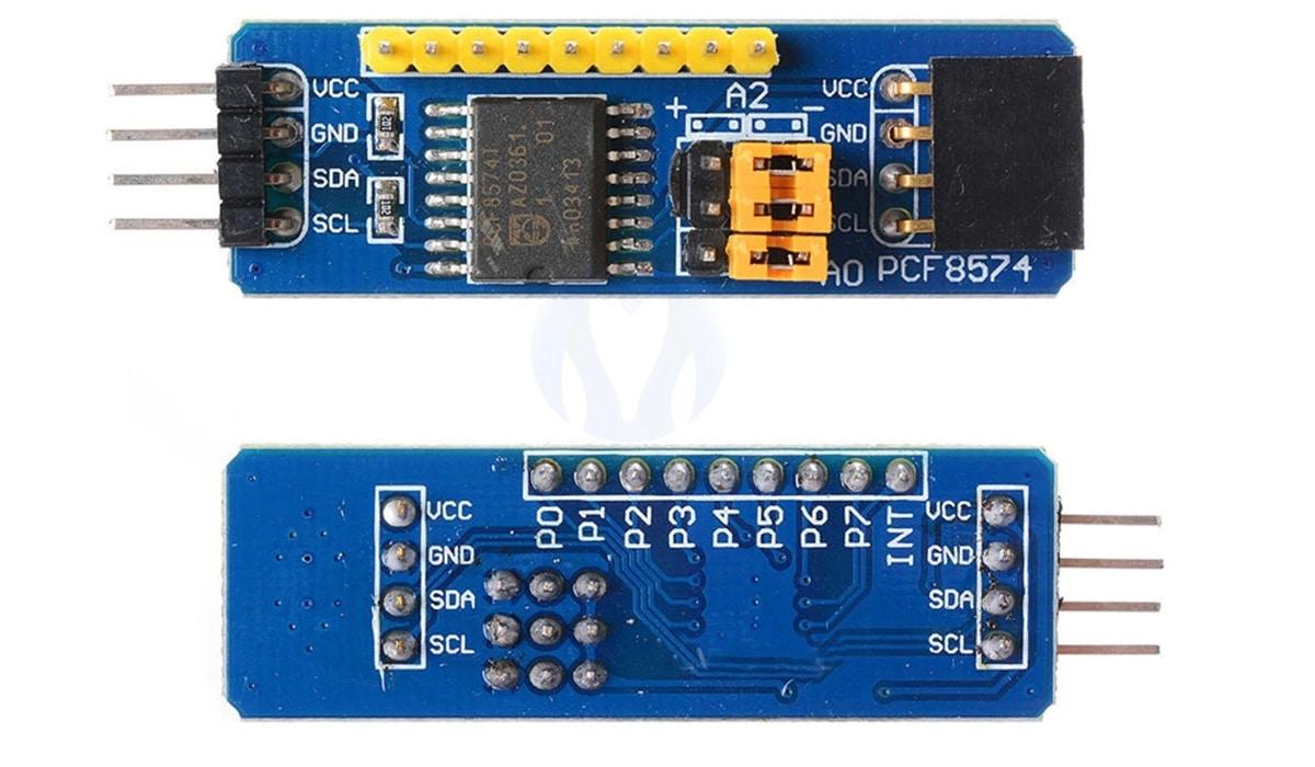 módulo PCF8574