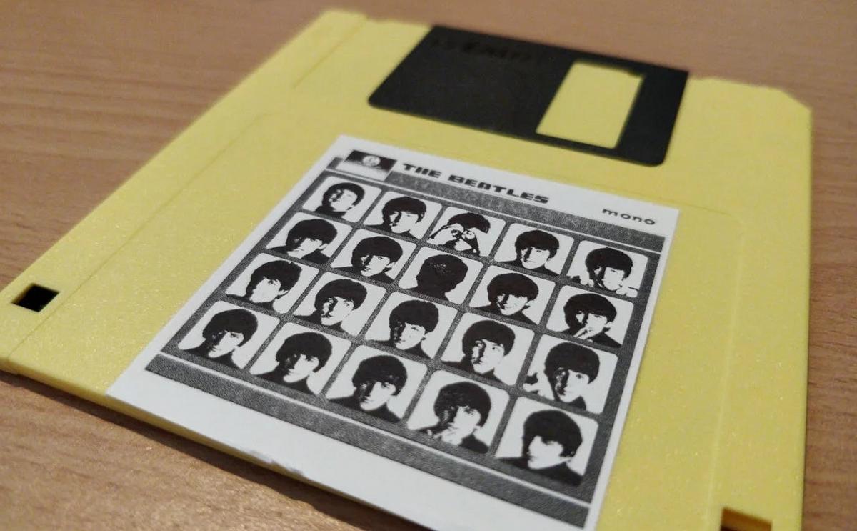 disquete Walkman