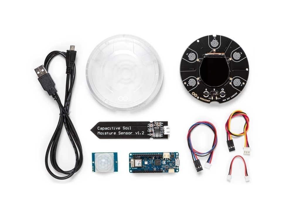 componentes Arduino Oplà