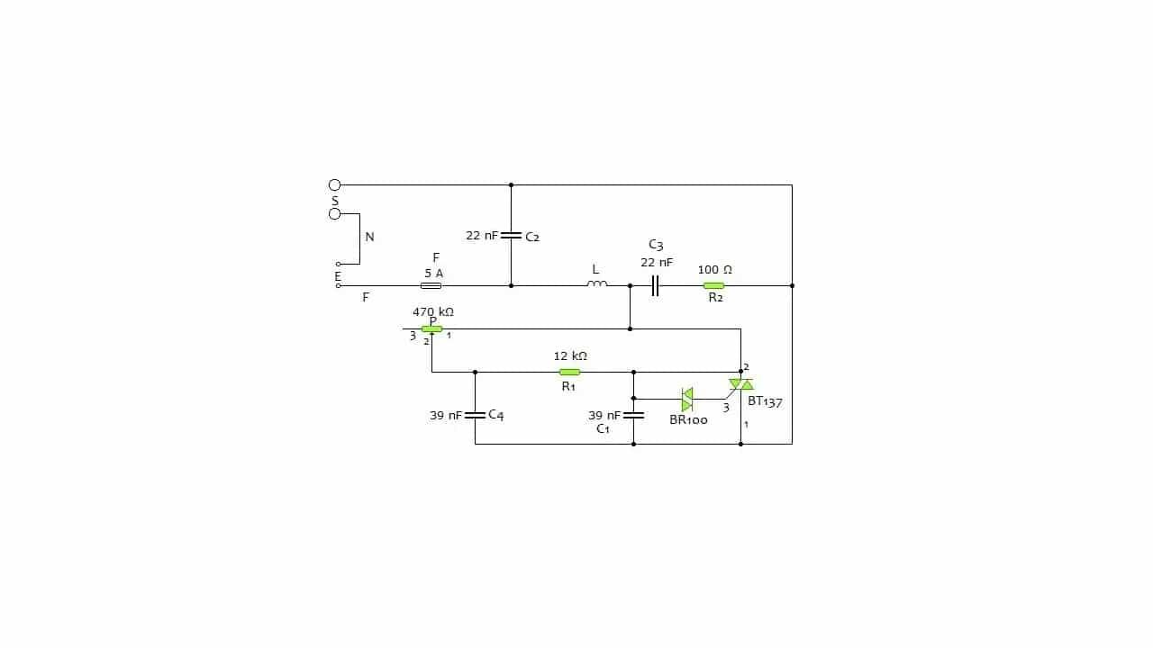 circuito regulador