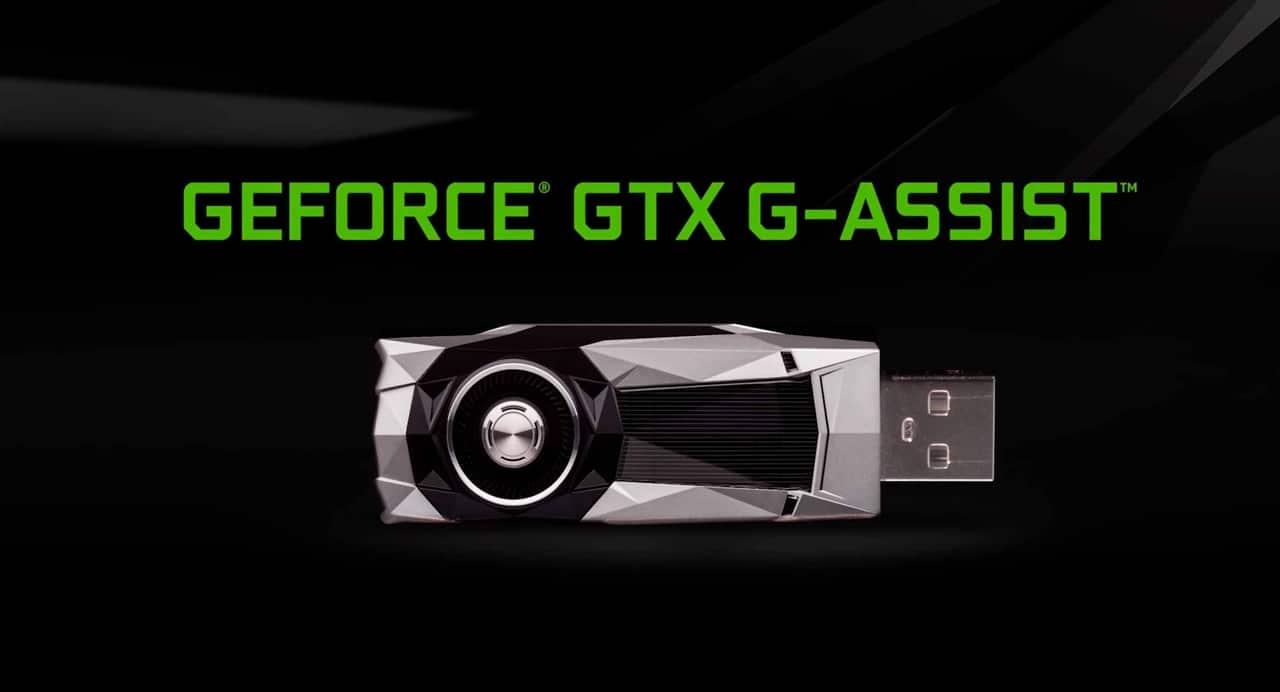 NVIDIA GeForce GTX G-Assist