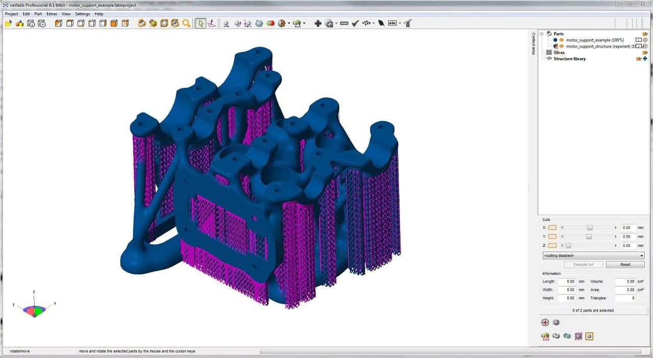 Netfabb Autodesk