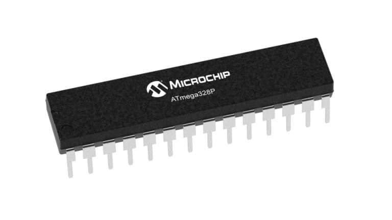 Microchip ATmega328P