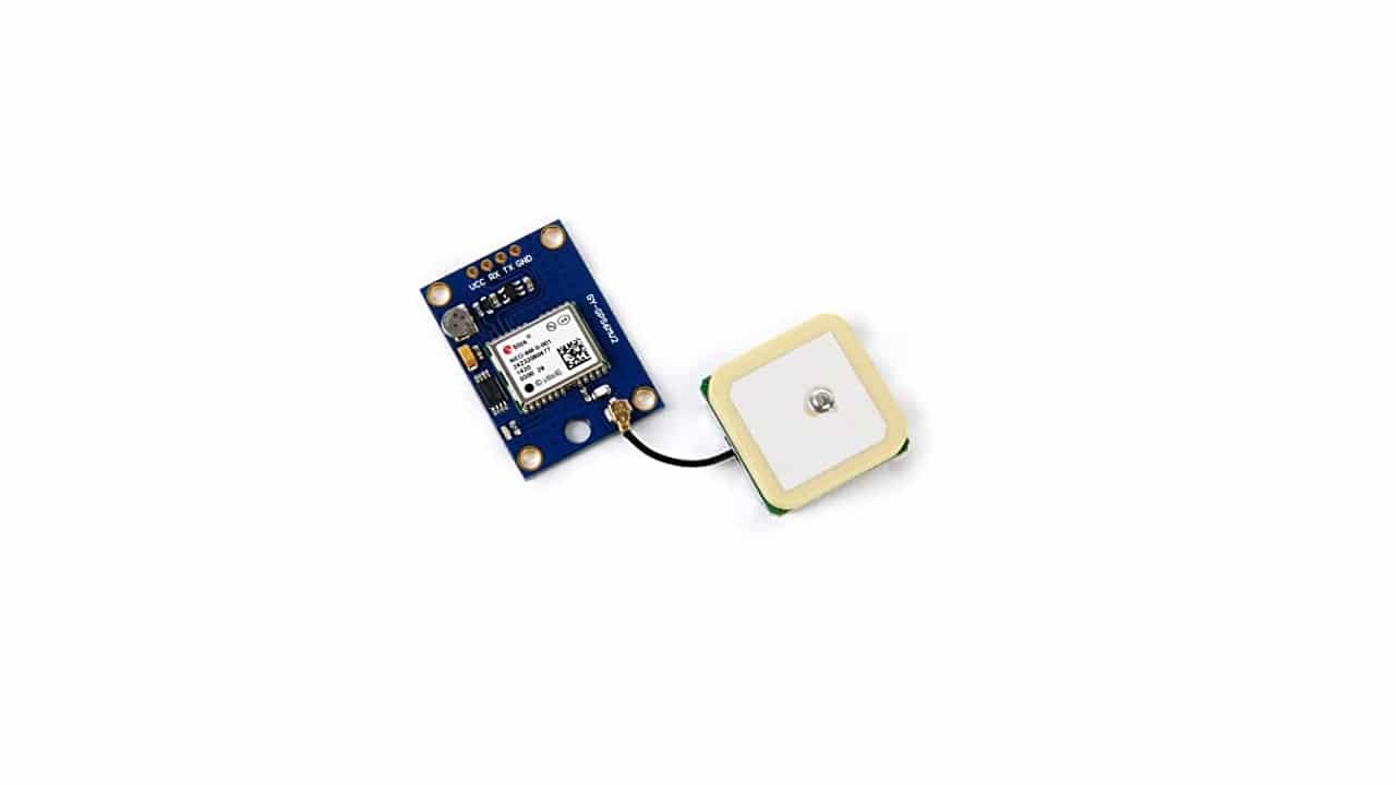 NEO-6 GPS Arduino