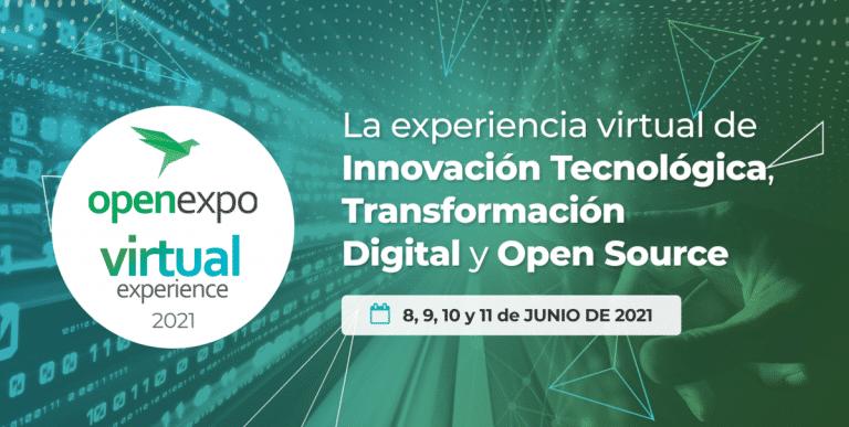 OpenExpo Virtual Experience 2021